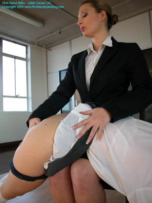 Firm Hand Spanking - 27.02.2004 - Bare Bottom Spanking - image 13