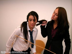 Firm Hand Spanking - 11.08.2006 - Bare Bottom Caning - image 14