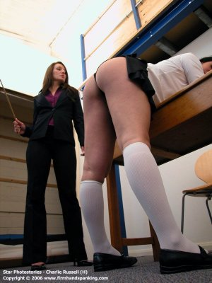 Firm Hand Spanking - 11.08.2006 - Bare Bottom Caning - image 15