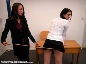 Firm Hand Spanking - 11.08.2006 - Bare Bottom Caning - image 12