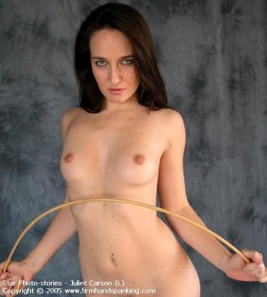 Firm Hand Spanking - 10.06.2005 - Nude Caning - image 13