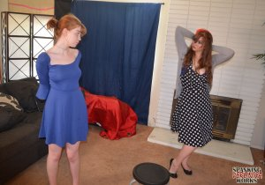 Spanking Veronica Works - Disciplined Wife Training - image 2