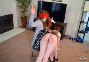 Spanking Veronica Works - Disciplined Wife Training - image 9
