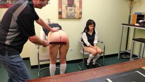 Real Spankings Institute - Spanked Together (part 3 Of 4) - image 6
