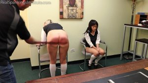 Real Spankings Institute - Spanked Together (part 3 Of 4) - image 4