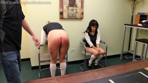 Real Spankings Institute - Spanked Together (part 3 Of 4) - image 3