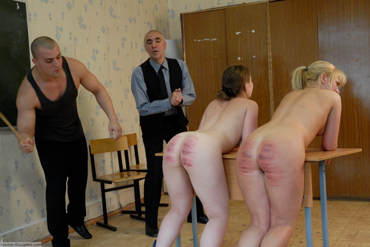 Russian Spanking Pictures