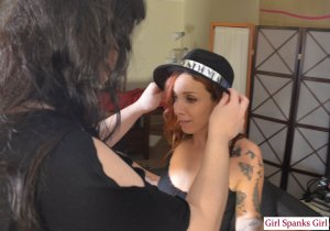 Girl Spanks Girl - Paying For The Crime Part 2 - image 7