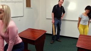 Real Spankings - Paddled In The Classroom (part 1 Of 2) - image 6