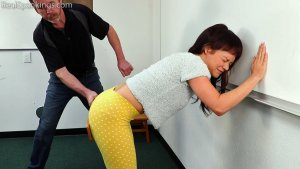 Real Spankings - Paddled In The Classroom (part 1 Of 2) - image 3