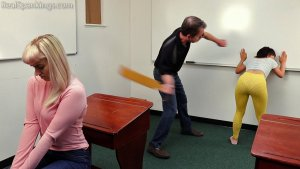 Real Spankings - Paddled In The Classroom (part 1 Of 2) - image 5