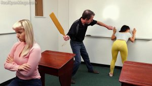 Real Spankings - Paddled In The Classroom (part 1 Of 2) - image 9