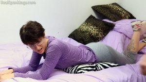Real Spankings - Devon's Hard Belting - image 9