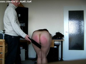 Spanked At Home - Party Time - image 9