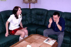 Spanked At Home - Bad Attitudes - image 2