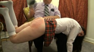 Spanked At Home - Punishment Before Witness - image 7