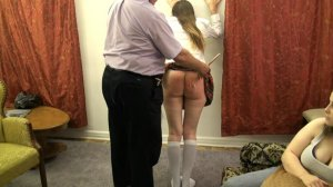 Spanked At Home - Punishment Before Witness - image 3