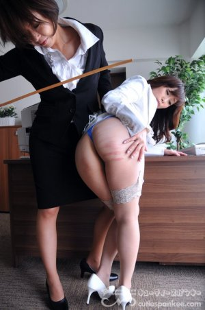 Cutie Spankee - Pt At Office - image 6