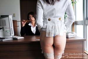 Cutie Spankee - Pt At Office - image 9