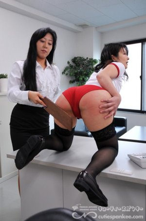 Cutie Spankee - Pt At Office - image 7