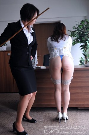Cutie Spankee - Pt At Office - image 3