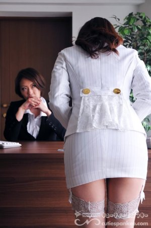 Cutie Spankee - Pt At Office - image 1