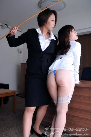 Cutie Spankee - Pt At Office - image 8