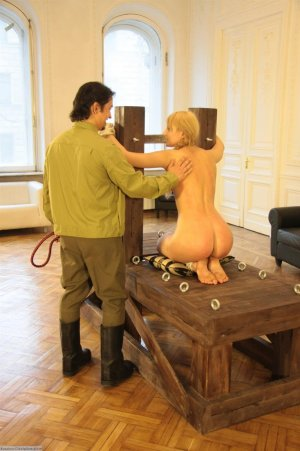 Russian Discipline - Wife Of People's Enemy - image 6
