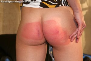 Real Strappings - Monica's Hard Strapping - image 5