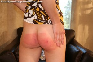 Real Strappings - Monica's Hard Strapping - image 9