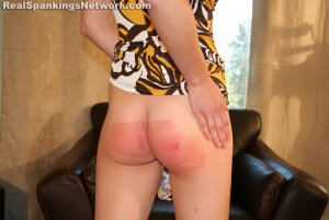 Real Strappings - Monica's Hard Strapping - image 4