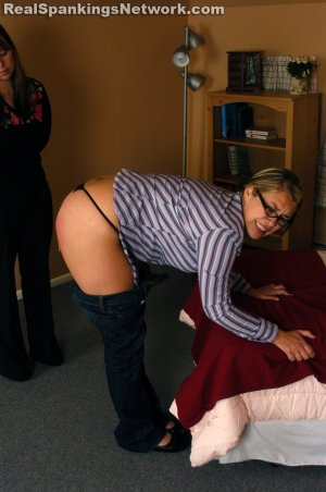 Real Strappings - Isabel Gets The Strap! - image 3