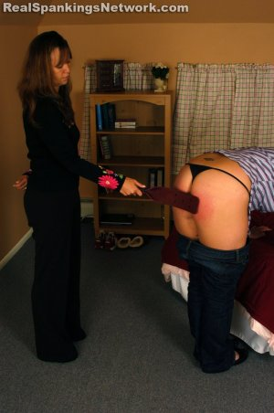 Real Strappings - Isabel Gets The Strap! - image 6