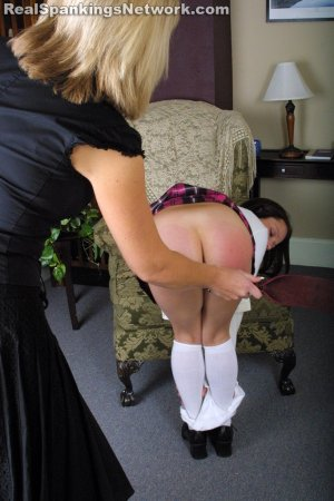 Real Strappings - Claire's Snooping Gets Her Strapped - image 17