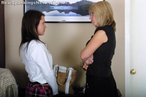 Real Strappings - Claire's Snooping Gets Her Strapped - image 18