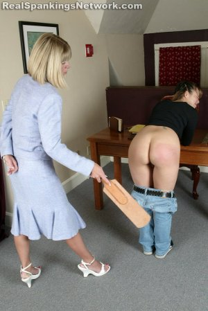 Real Strappings - Cindy's Weekend Dress Code Violation - image 5