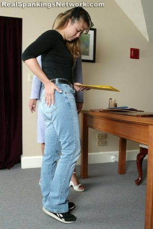 Real Strappings - Cindy's Weekend Dress Code Violation - image 12