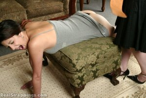 Real Strappings - Brandi's Bottom Is Strapped - image 9