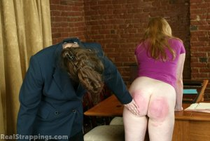 Real Strappings - Carrie's Strapping - image 1