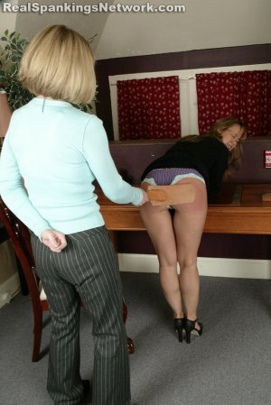 Real Strappings - Cindy: Strapped For Slacking - image 6