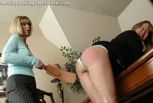 Real Strappings - Cindy: Strapped For Slacking - image 9