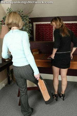 Real Strappings - Cindy: Strapped For Slacking - image 17
