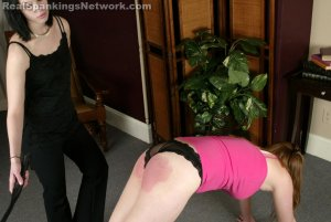 Real Strappings - Monica's Lunge Strapping - image 7