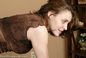 Real Strappings - Melody: Bent Over And Strapped - image 5