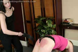 Real Strappings - Monica's Lunge Strapping - image 13