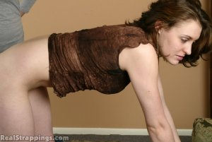 Real Strappings - Melody: Bent Over And Strapped - image 2