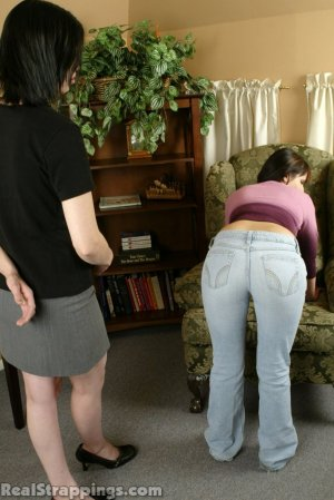 Real Strappings - Natalie: Strapped By Kailee - image 9