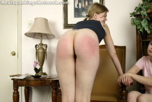 Real Strappings - Ms. Burns Straps Kailee And Lily - image 7