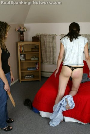 Real Strappings - Brandi: Strapped For Bad Grades - image 3