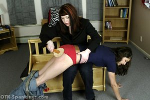 OTK Spankings - Otk From Miss Betty - image 9